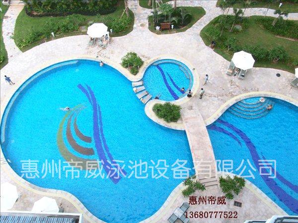 高端小區/會所游泳池
