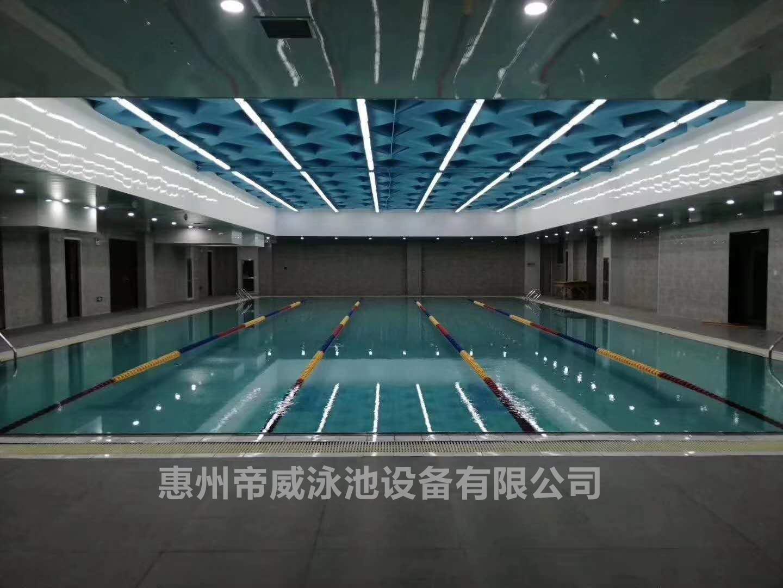 酒店恒溫泳池設備