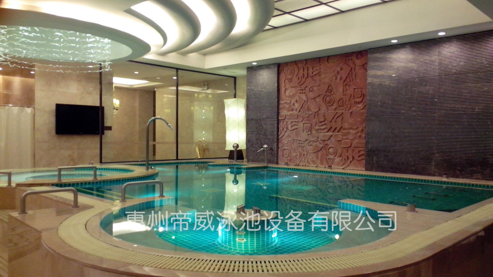 星級酒店/別墅游泳池