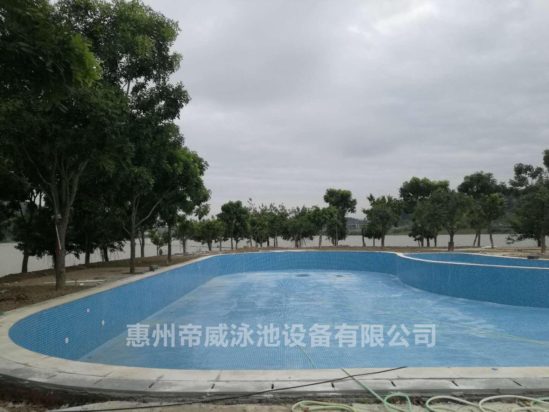 電站游泳池
