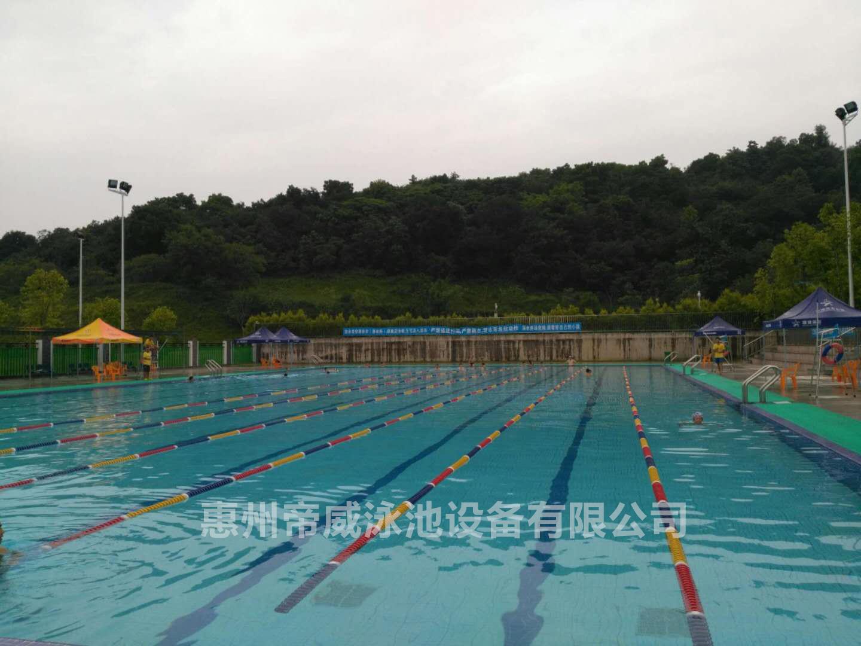 順德龍江森林公園標準游泳池